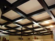 تحقیق انواع سقفهای ساختمانی سنتی و مدرن