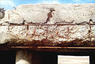 پاورپوینت خرابی های بتن و مشخصات مواد تعمیراتی