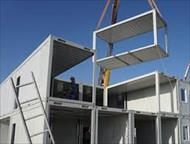 پاورپوینت فناوری و ساخت سازه های پیش ساخته و سازه های خرپایی