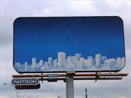 پاورپوینت طراحی تابلو تبلیغاتی(بیلبورد)
